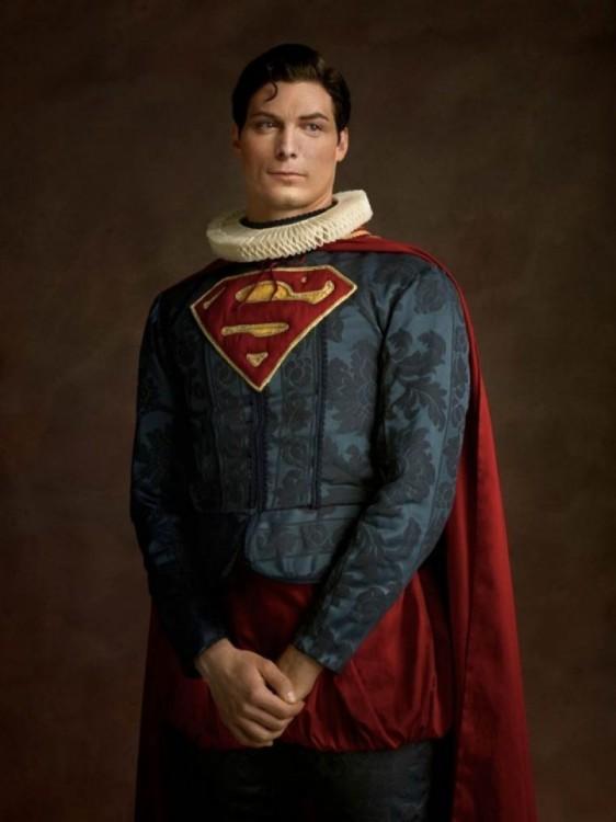 Superman Siglo XVI