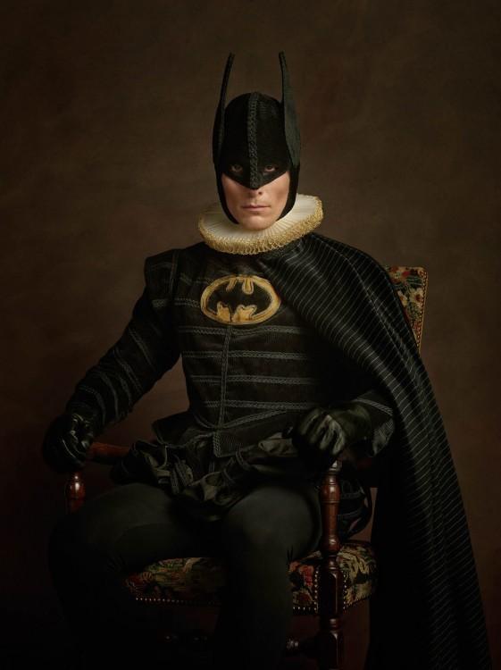 Batman Siglo XVI