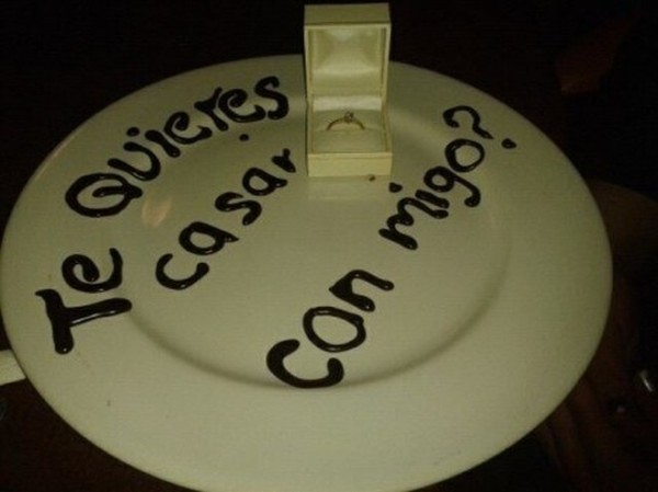 Personas que deberían tener prohibido pedir matrimonio