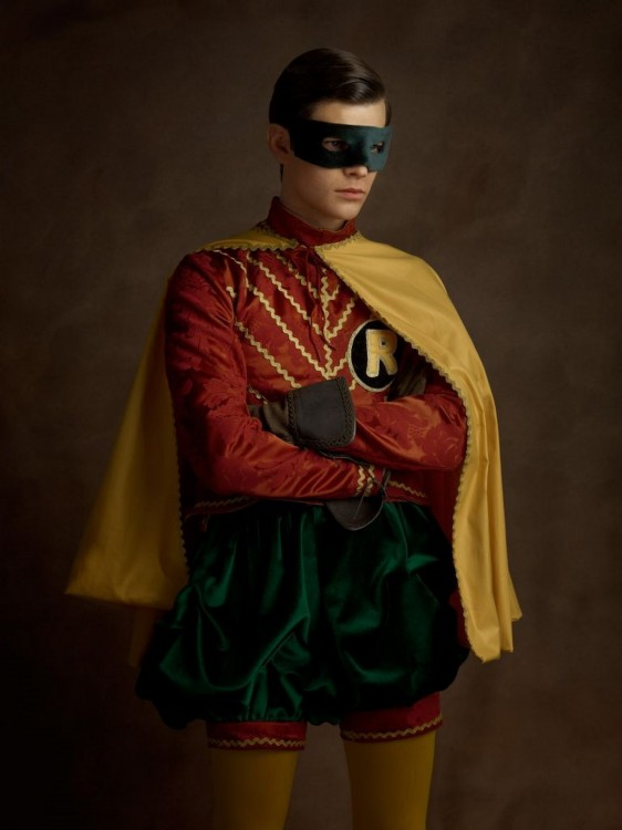Robin Siglo XVI