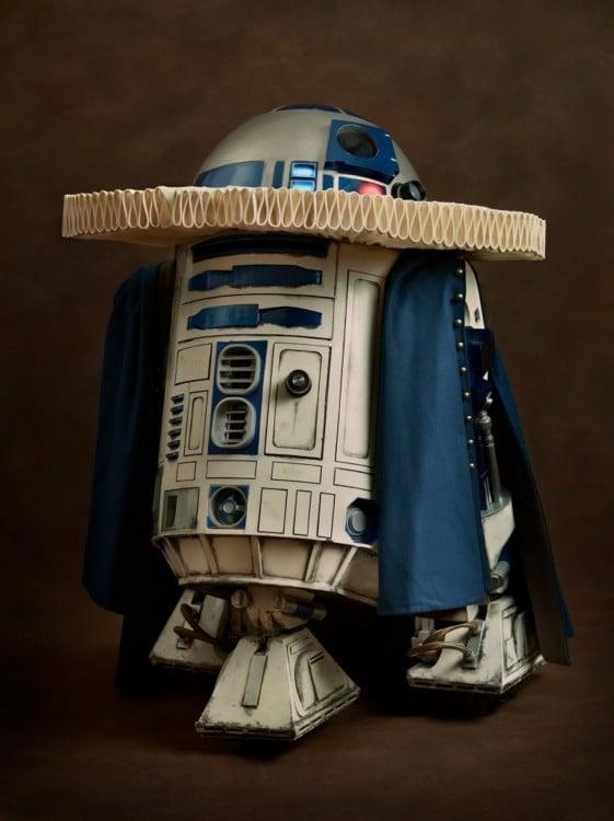 R2-D2 Siglo XVI