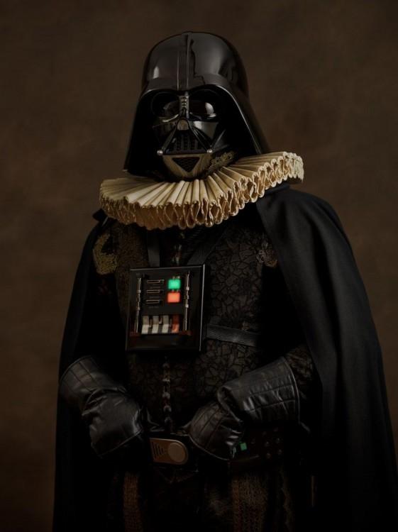 Darth Vader Siglo XVI