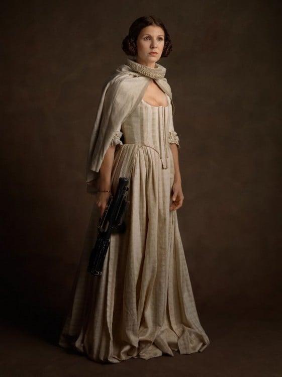 Princesa Leia Siglo XVI