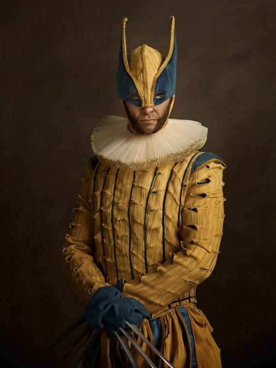 Wolverine Siglo XVI