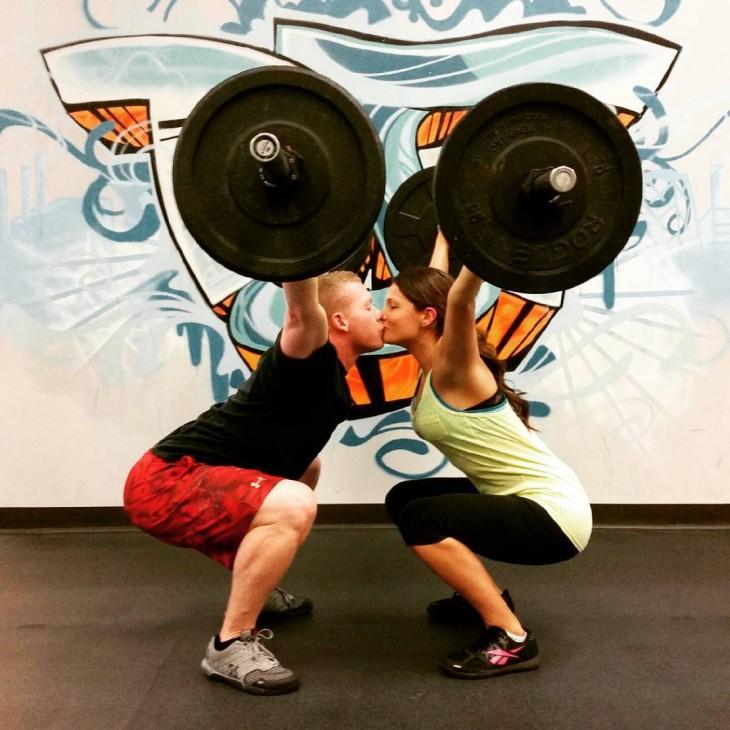 Lista de 20 maneras de hacer ejercicio junto a tu novia