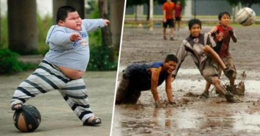 Las 25 reglas del futbol callejero ¡Recordarás tu infancia!