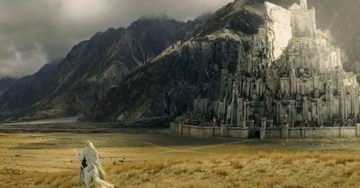 Arquitectos quieren construir Minas Tirith, ciudad de 'El Señor de Los Anillos'