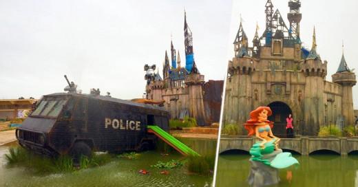 Dismaland: El tenebroso parque de diversiones de Banksy