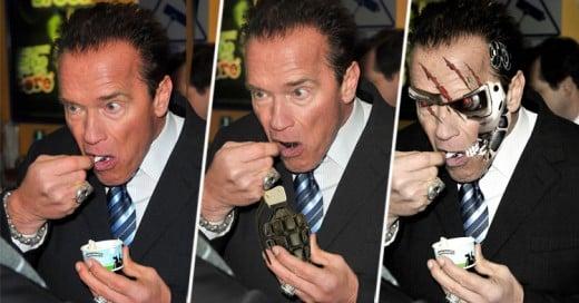 Pidieron que Photoshopearan a Arnold Schwarzenegger, los troles respondieron así
