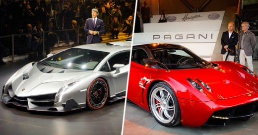 Los 10 autos mas costosos del mundo