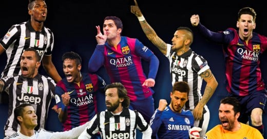 La UEFA dio a conocer la lista corta de los nominados al Premio al Mejor Jugador de Europa. Jugadores del Barcelona y los ganadores de la última Liga de Campeones como Leo Messi, Neymar y Luis Suárez, junto con el delantero portugués del Real Madrid, Cristiano Ronaldo, figuran en la lista de los diez finalistas.