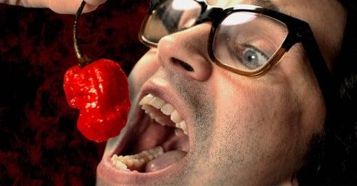 10 personas prueban los chiles más picosos del mundo ¿Te animas?