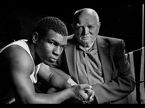 Cus D'Amato mike tyson