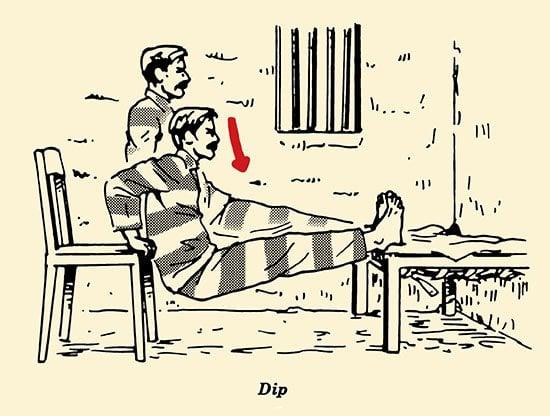 Ejercicios para prisioneros y macho alfa en espacios pequeños Fondos