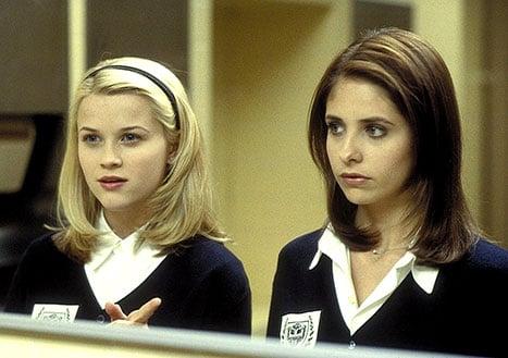 20 Cosas que probablemente no sabías de 'El club de la pelea' Reese Witherspoon y Sarah Michelle Gellar