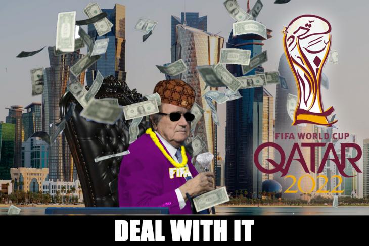 blatter qtar 2022