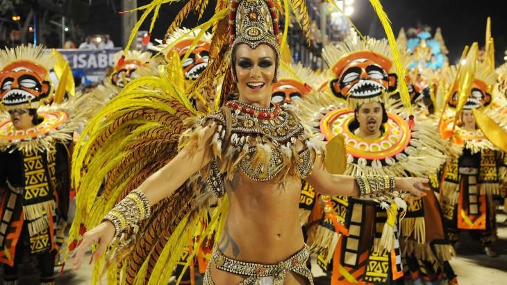 carnaval brasil rio de janeiro