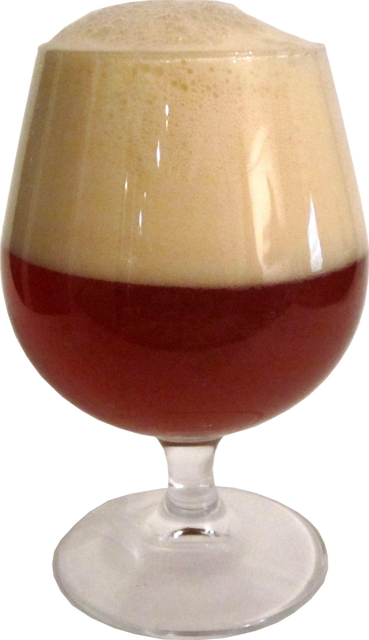 Es mejor tomar cerveza en vaso y no directamente de botella for Copa cerveza