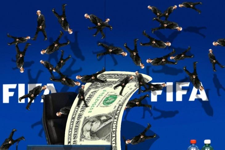 dinero aventando blatters