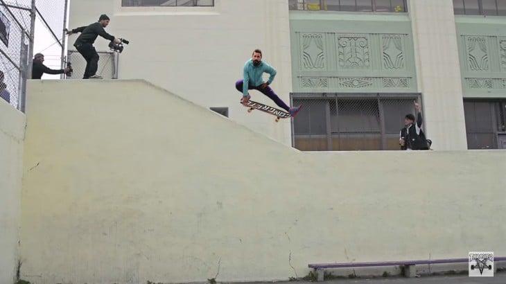 Así photoshopearon a Shia LaBeouf skate