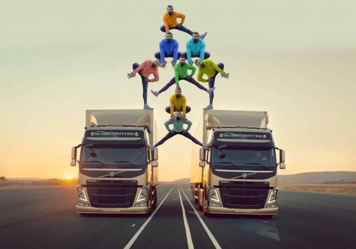 Así photoshopearon a Shia LaBeouf acrobacia camiones