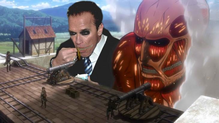 Photoshopean a Arnold Schwarzenegger comiendo un helado