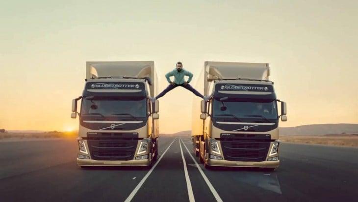 Así photoshopearon a Shia LaBeouf dos camiones