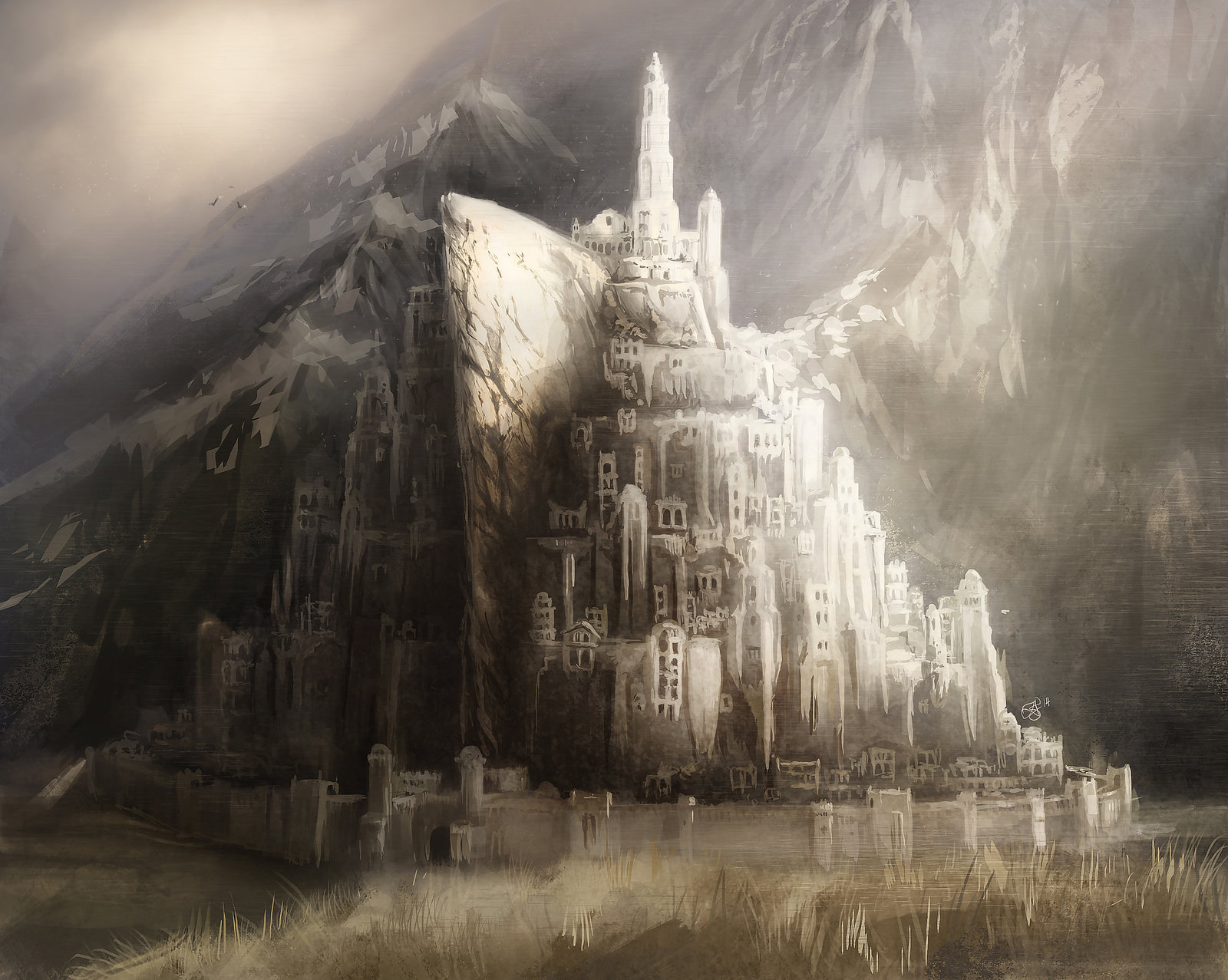 Arquitectos Buscan 3 Mil Mdd Para Replicar Las Minas Tirith