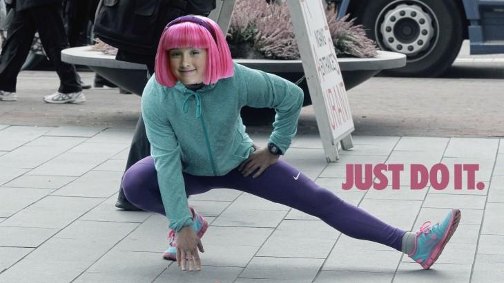 Así photoshopearon a Shia LaBeouf peluca rosa