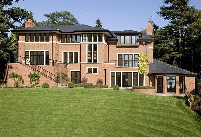 10 de las casas más caras de los futbolistas