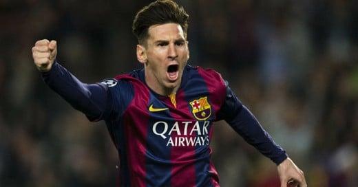 Lionel Messi, premio al mejor jugador de Europa y mejor gol en Champions 14/15