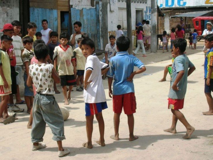 Las 25 reglas del futbol callejero