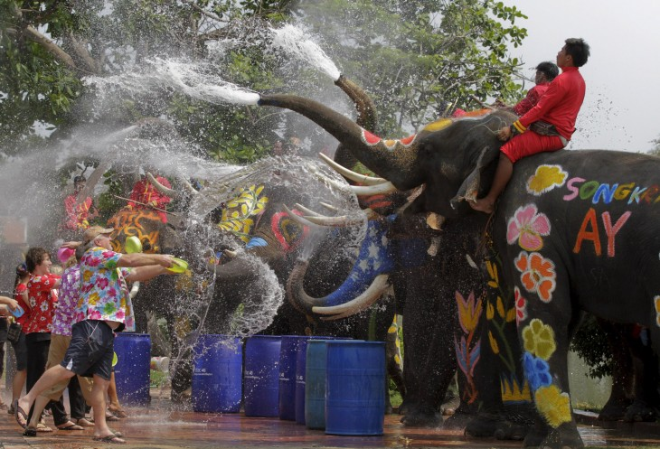 songkran india