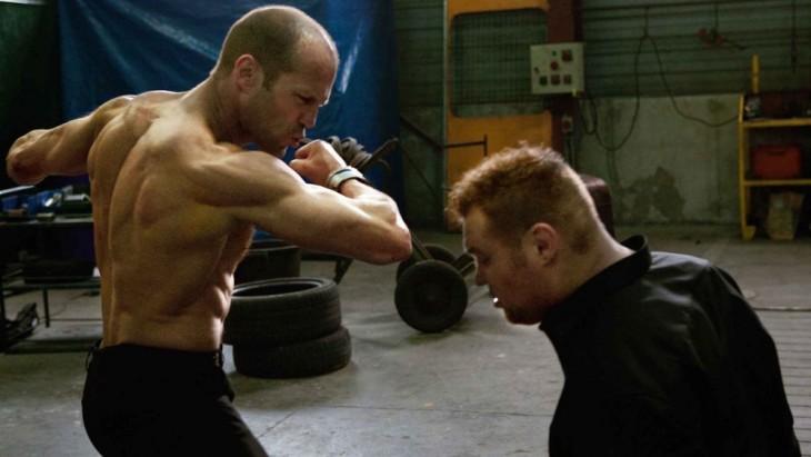 Compilación de golpes de Jason Statham