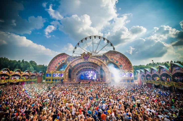 Tomorrowland en belgica