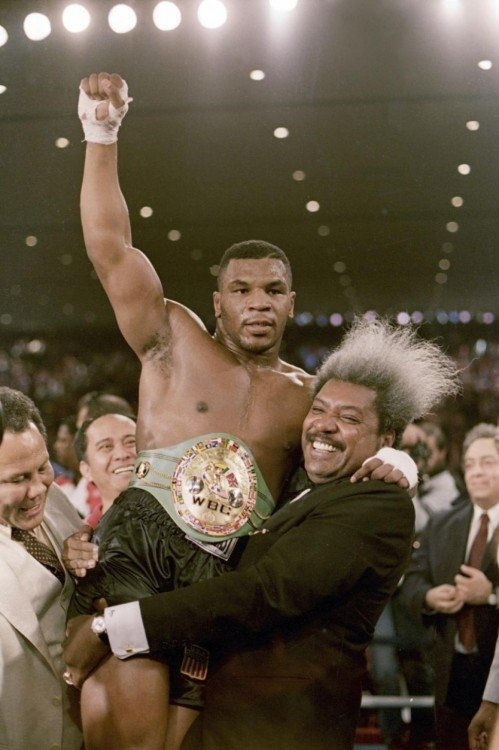 don king mike tyson campeon