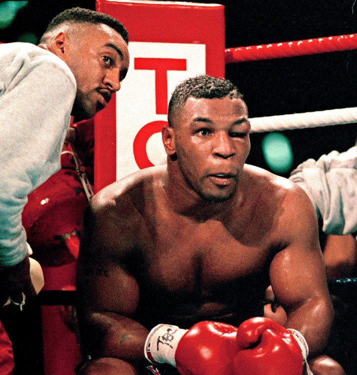 Mike Tyson: Una montaña rusa entre la pobreza y la riqueza