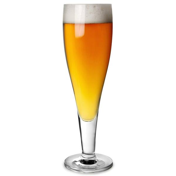 vaso tipo flauta cerveza