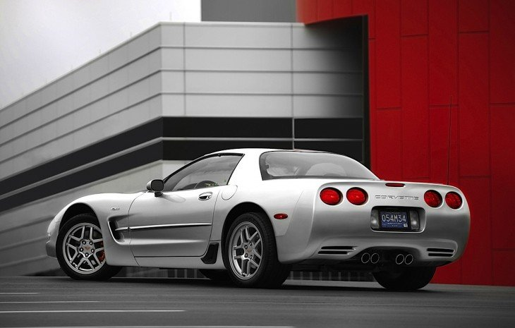 Chevy Corvette Z06 C5
