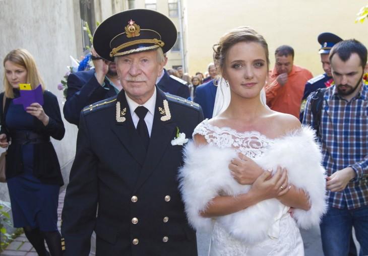Ivan Krasko y Natalia Shevel