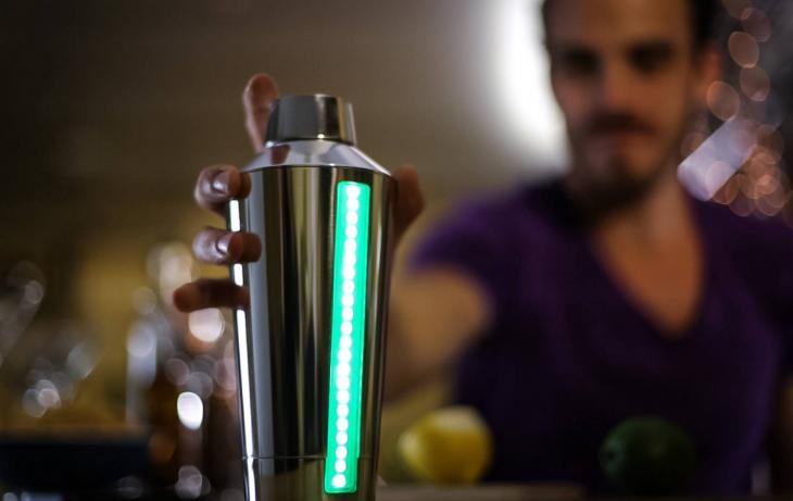 mezclador para bebidas