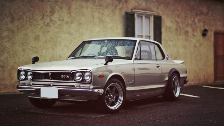 Nissan Skyline 2000 GT-R,