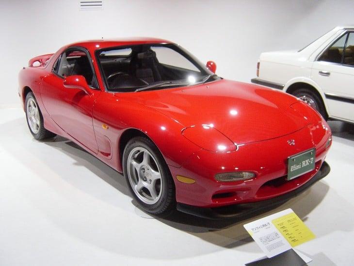 Mazda RX-7 FD, Rápido y Furioso
