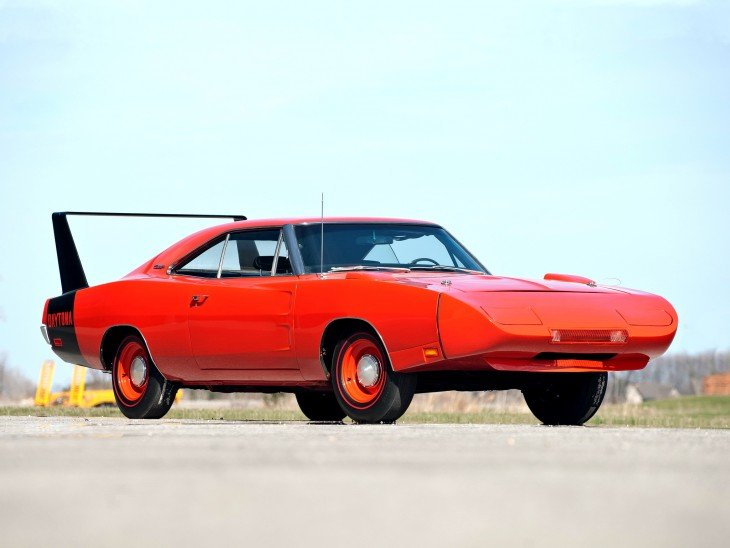 1969 Dodge Charger Daytona, Rápido y Furioso