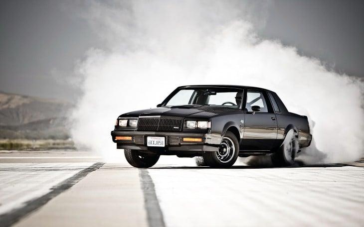 1987 Buick GNX, Rápido y Furioso