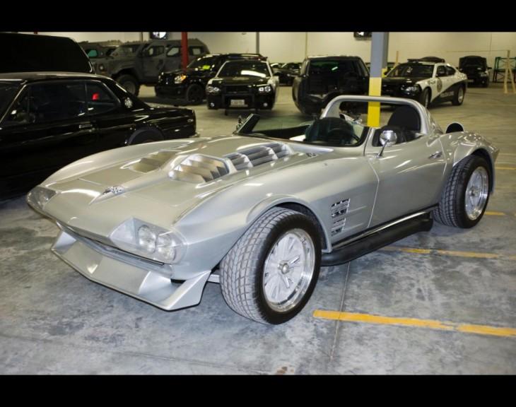 Corvette Grand Sport, Rápido y Furioso