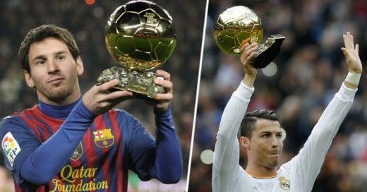 8 Cracks del futbol por los que nadie daba un peso y terminaron ganando el BALÓN DE ORO