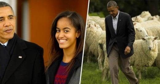 Abogado keniano le ofrece a Obama 50 vacas por la mano de su hija