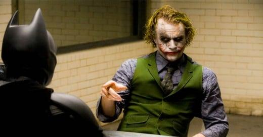 Cosas que no conocías de Heath Ledger como The Joker