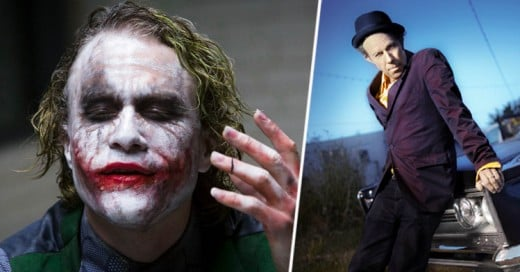 Conoce a Tom Waits: la verdadera inspiración de Heath Ledger para interpretar al Joker
